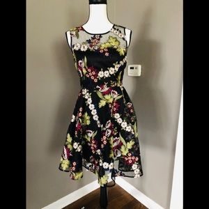 Embroidered dress size 2P